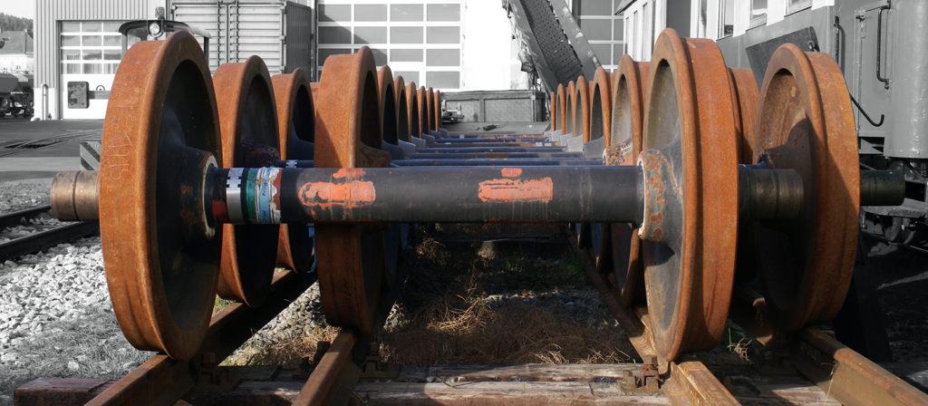 walter-kratner-radachsen-bundesbahn-depot-im-bahnhof, pfingtsart,